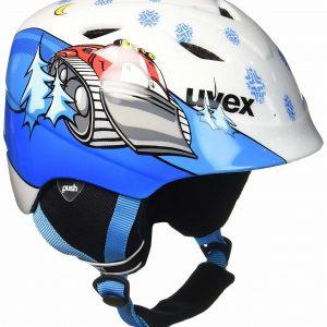 uvex kids ski helmet