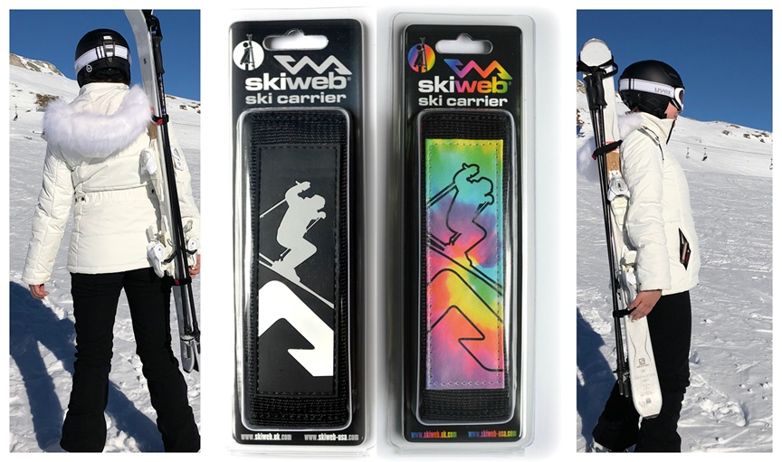 Ski Carrier Straps By Skiweb small