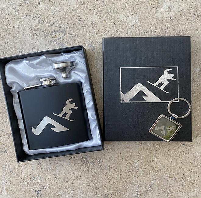 Snowboard Gift Set