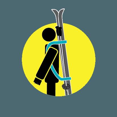 Yellow Ski Man Icons-01