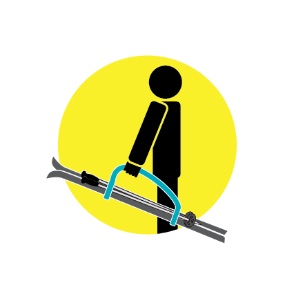 Yellow Ski Man Icons-02