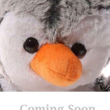 penguin travel blanket