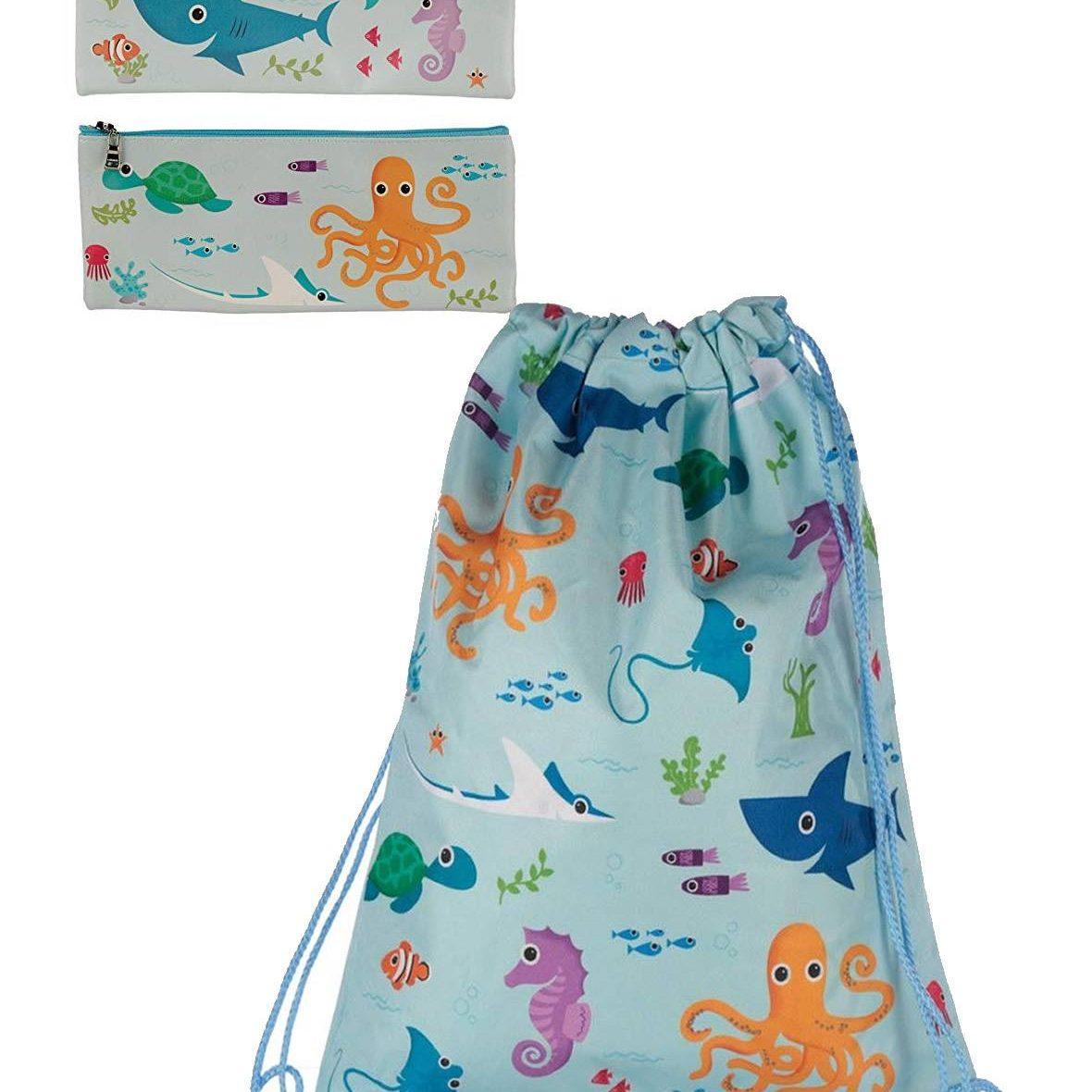 sea life school pack
