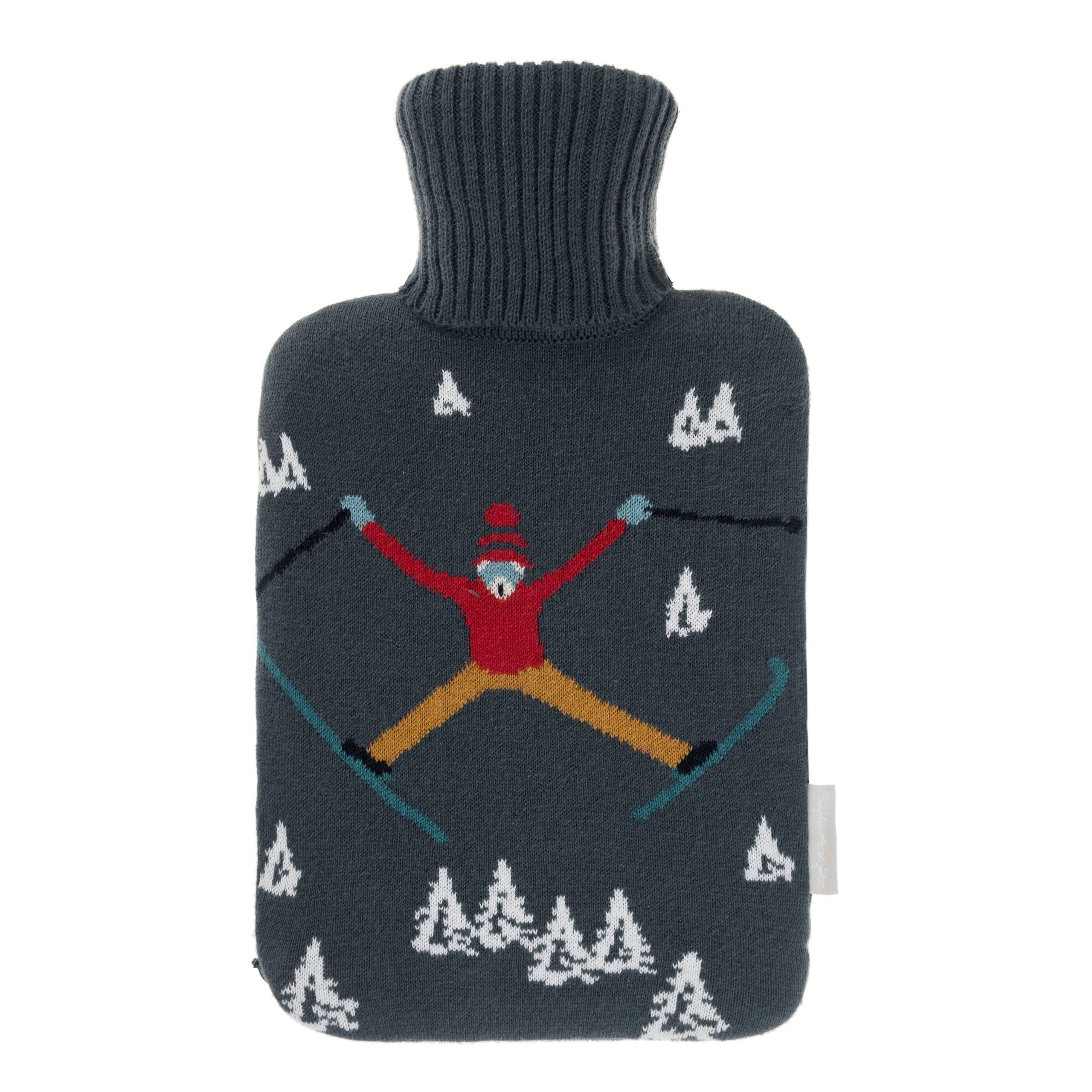 Ski Hot Water Bottle