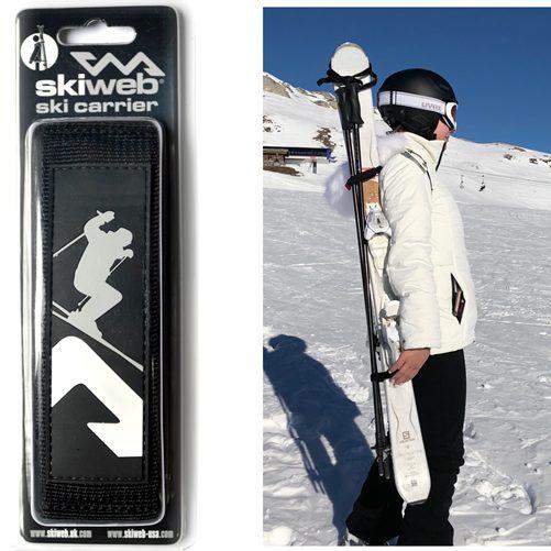 Skiweb Ski Carrier Sqaure
