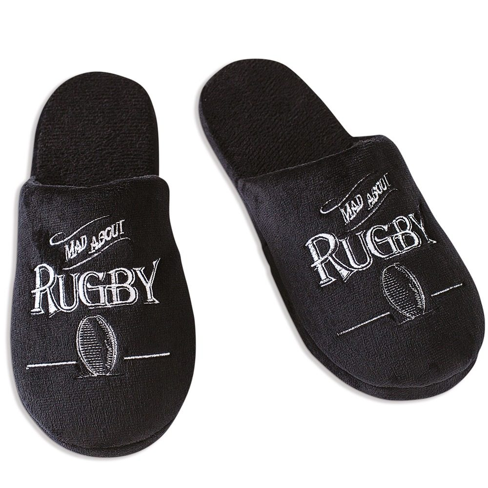 men's rugby slippers