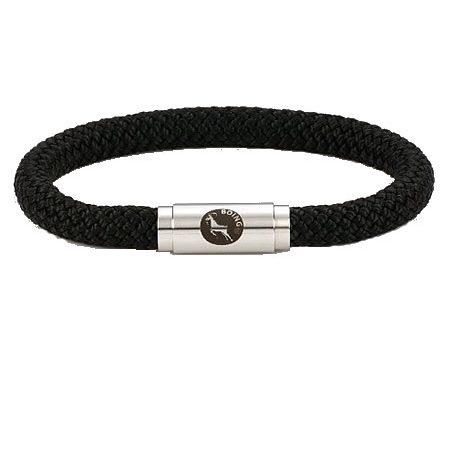 Boing Black Sports Wristband
