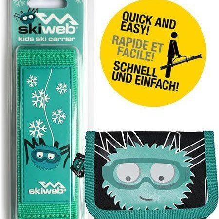 Ski Carrier & Wallet