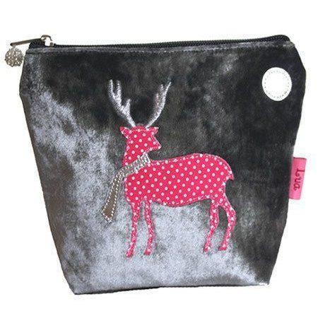 Deer Cosmetic Bag