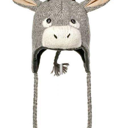 donkey ski hat