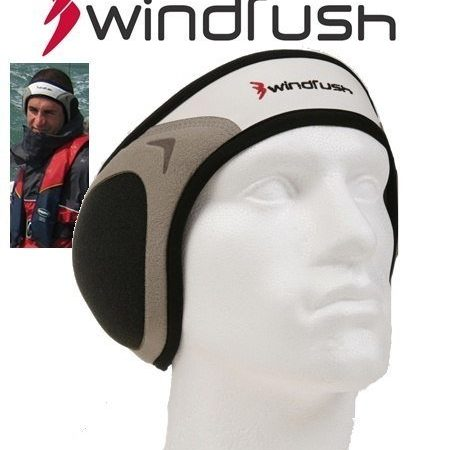 Windrush Noise Reducing Sports Headband Black-0