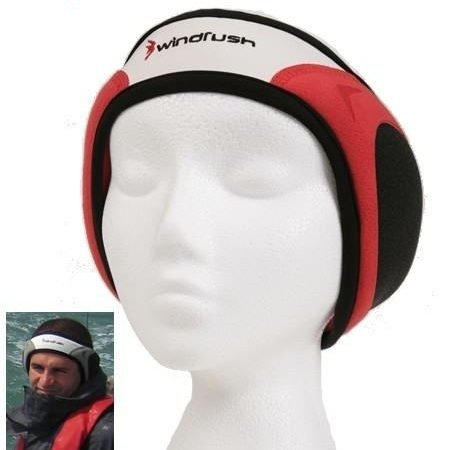 Windrush Noise Reducing Sports Headband Red-0