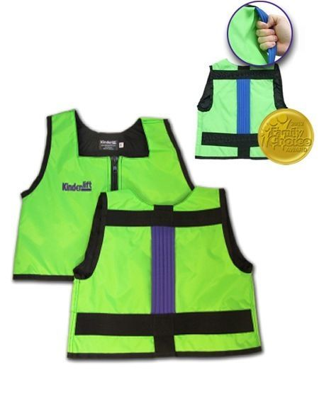 Kinderlift Ski or Snowboard Support Vest