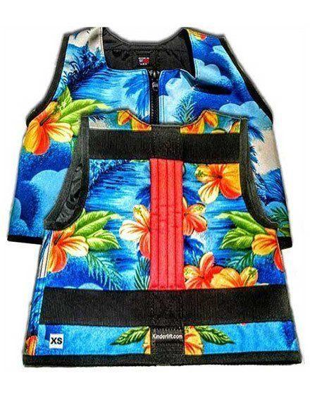Kinderlift Ski or Snowboard Support Vest