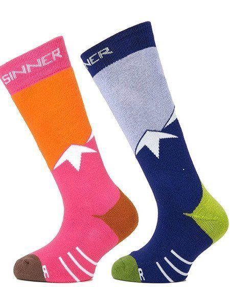 girls ski socks
