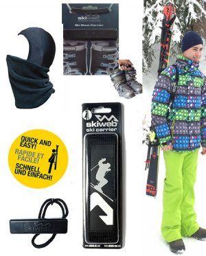 school ski pack