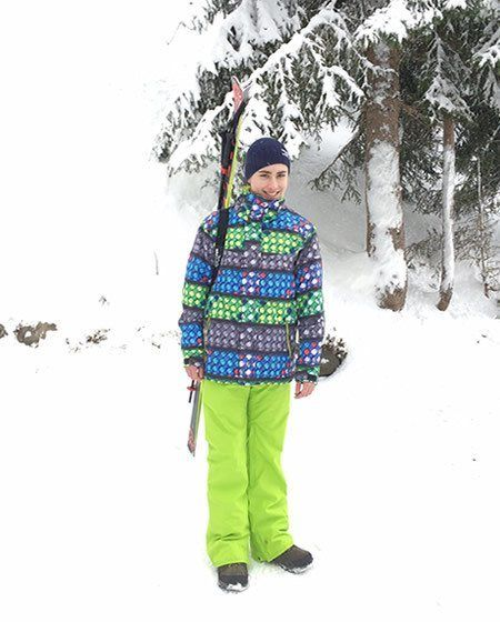 skiweb ski straps