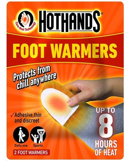 instant foot warmers